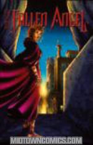 Fallen Angel Vol 2 #3 Cover B Incentive Lopez Variant