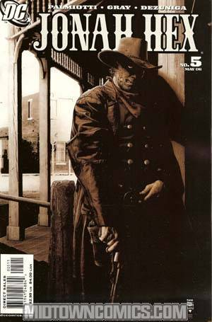Jonah Hex Vol 2 #5