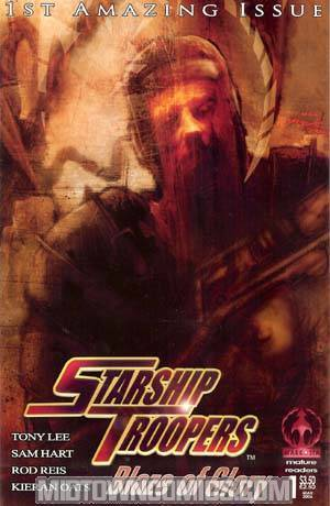 Starship Troopers Blaze Of Glory #1 Kudranski - Brown Cvr