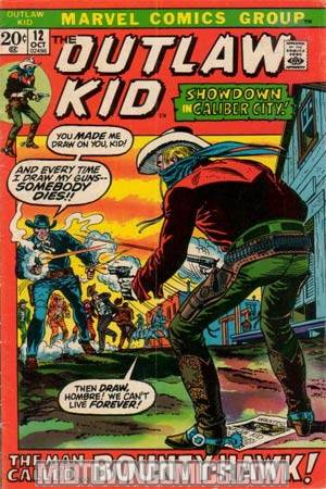 Outlaw Kid Vol 2 #12