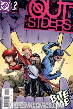 Outsiders Vol 3 #2