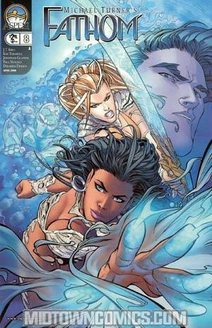 Fathom Vol 2 #8 Cover A
