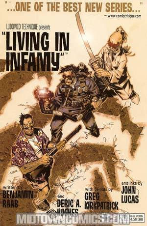 Living In Infamy #3