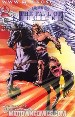 Brothers The Fall Of Lucifer #1 Cvr C Michael