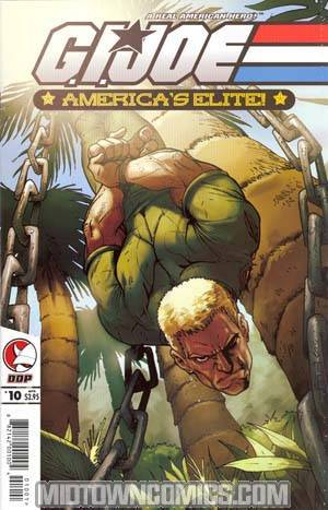 GI Joe Americas Elite #10