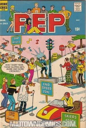 Pep Comics #263