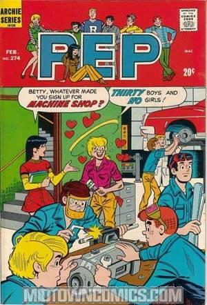 Pep Comics #274