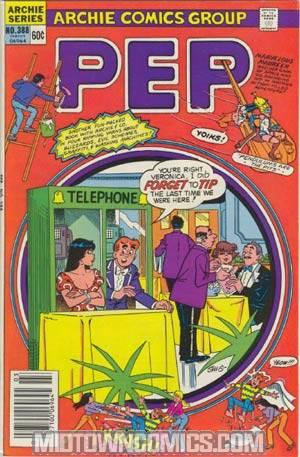 Pep Comics #388