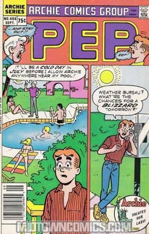Pep Comics #408