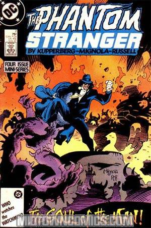 Phantom Stranger Vol 3 #2