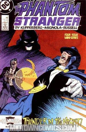 Phantom Stranger Vol 3 #3