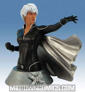X-Men 3 The Last Stand Storm Bust