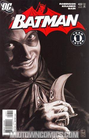Batman #652 Cover A 1st Ptg Regular Cover