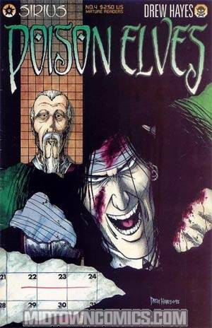 Poison Elves Vol 2 #4