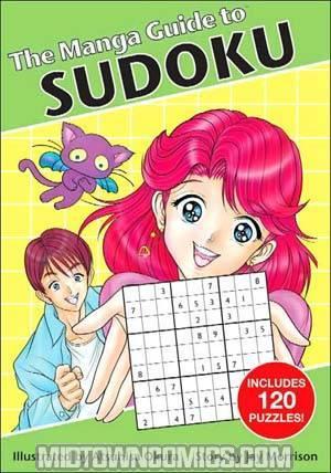 Manga Guide To Sudoku TP