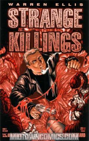 Warren Ellis Strange Killings Body Orchard #1