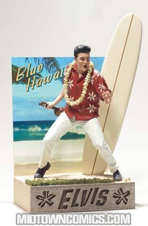 Funko Pop Music Elvis Presley Blue Hawaii Action Figure Brand New