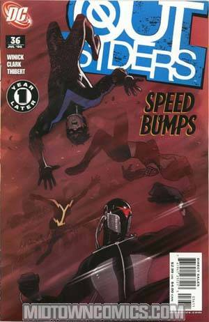 Outsiders Vol 3 #36