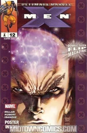 Ultimate Marvel Flip Magazine #12
