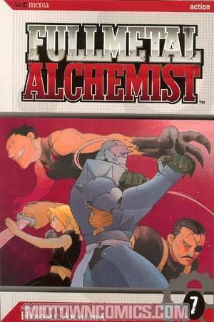 Fullmetal Alchemist Vol 7 TP