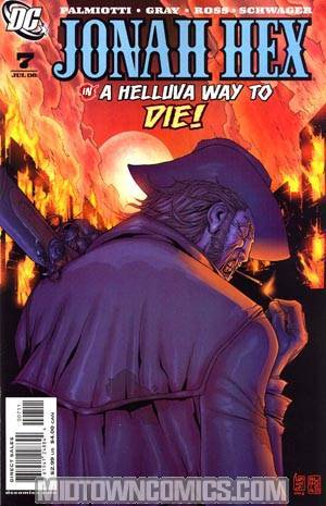 Jonah Hex Vol 2 #7