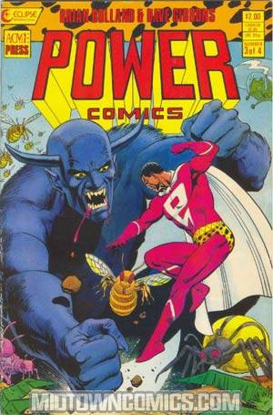 Power Comics #3