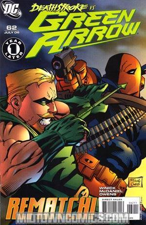 Green Arrow Vol 3 #62