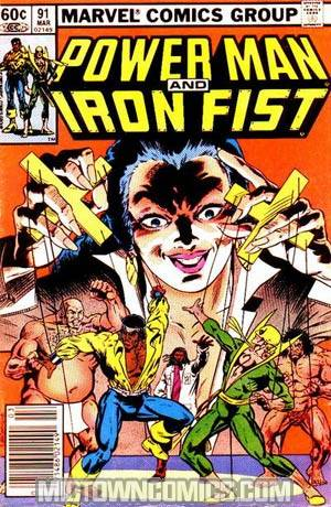 Power Man And Iron Fist #91