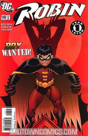 Robin Vol 4 #148 Cover B 2nd Ptg