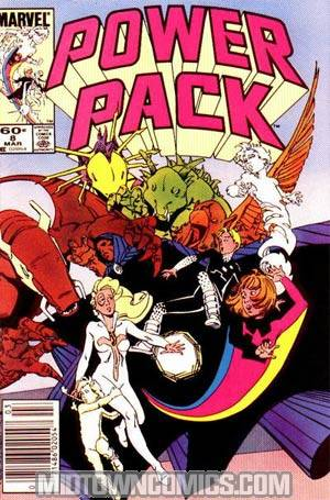 Power Pack #8