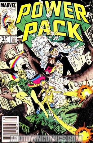 Power Pack #10