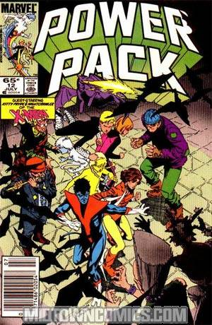 Power Pack #12