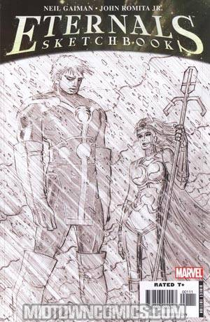 Eternals Sketchbook