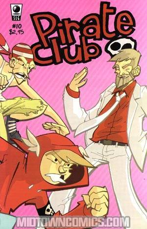 Pirate Club #10