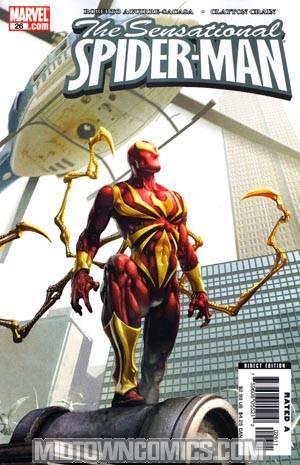 Sensational Spider-Man Vol 2 #26