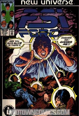 Psi-Force #11