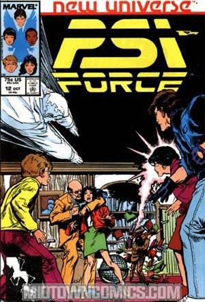 Psi-Force #12