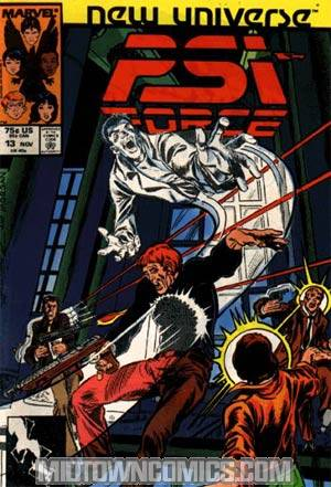 Psi-Force #13