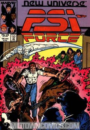 Psi-Force #14