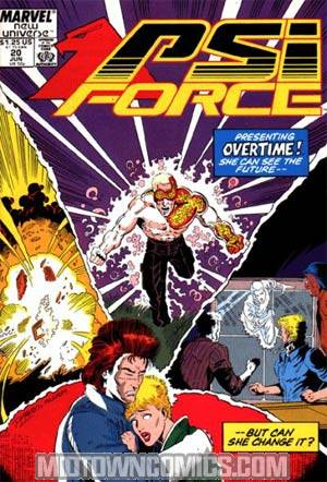 Psi-Force #20