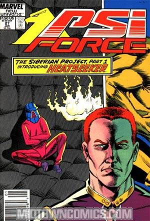 Psi-Force #27