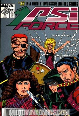 Psi-Force #32