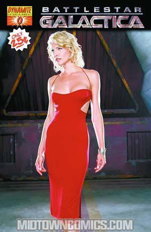 Battlestar Galactica Vol 4 #0 Cover B Photo