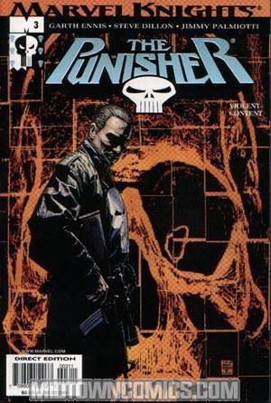 Punisher Vol 6 #3
