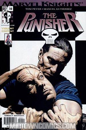 Punisher Vol 6 #10