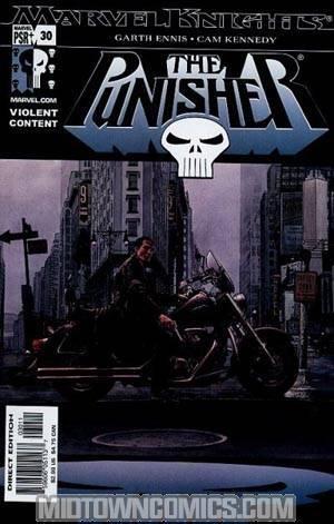 Punisher Vol 6 #30