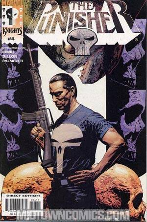 Punisher Vol 5 #4