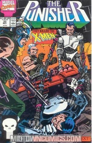 Punisher Vol 2 #33