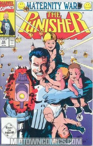 Punisher Vol 2 #52
