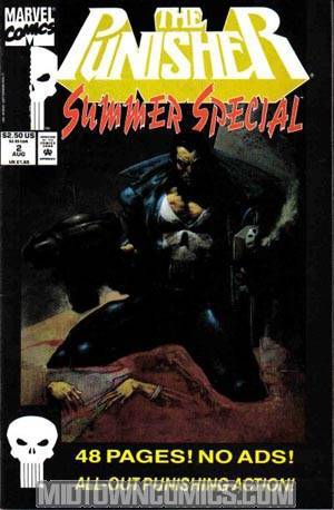 Punisher Summer Special #2